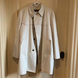 Men's London Fog trench coat